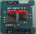 FREE SHIPPING Laptop CPU INTEL i7-620M (4M Cache 2.6GHz to 3.33Ghz,i7 620M) SLBPD PGA988