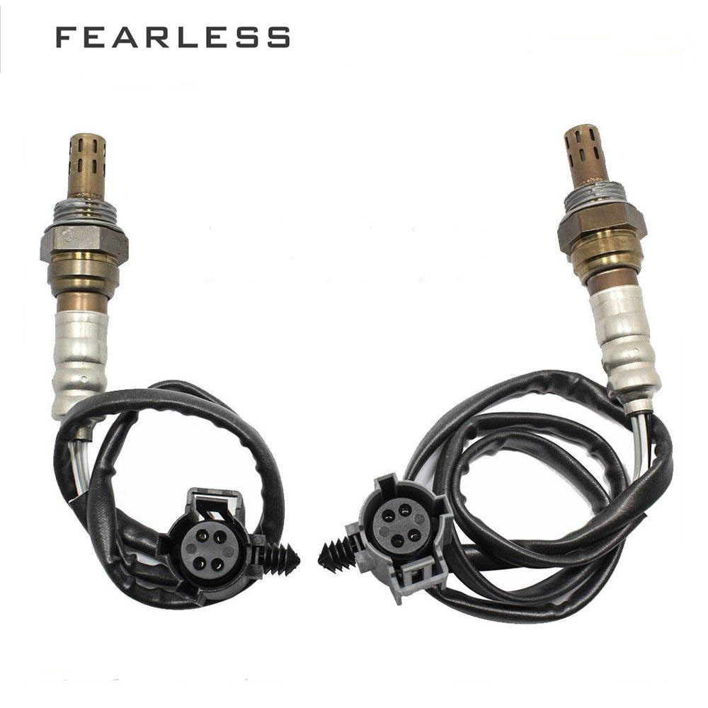 2PCS Oxygen O2 Sensor Upstream&Downstream for 96 97 98 99 Jeep Cherokee L6 4.0L-in Exhaust Gas Oxygen Sensor from Automobiles & Motorcycles