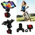 Free DHL New 360 Degree Rotatable Bicycle Bike Phone Holder Handlebar Clip Stand Mount Bracket