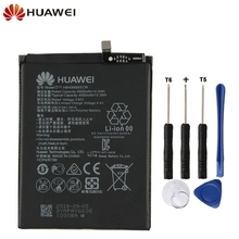 Original Replacement Phone Battery For Huawei Enjoy 7 Plus 8 Y7 Prime HB406689ECW Authenic Rechargeable 4000mAh