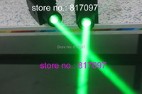 200mW Green 532nm Fat Beam Laser module Bar Wine rack wine base laser projector show light+heat radiation+stand+Power adapter