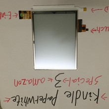 "ED060KD1 для Kindle Paperwhite 3 "" дисплей(300 ppi) ED060KD1(LF) C1-S1 Kindle Paperwhite"
