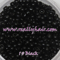 1 bottle/1000pcs 2.5mm Micro NANO Rings/Links/Beads For Nano Hair Extensions tool kit 7 Colors Optional