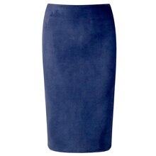 Winter Midi Pencil Skirt for Women