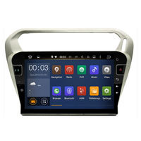 Android 9.0 eight core octa core px5 Car DVD Player GPS Navigation Multimedia For peugeot 301 Citroen Elysee Radio 2013 2019