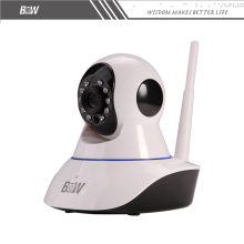 BW HD Wireless IP Camera WiFi 720P IR-Cut Night Vision Security IP Camera Wi-Fi Remote Control Surveillance Camera Onvif