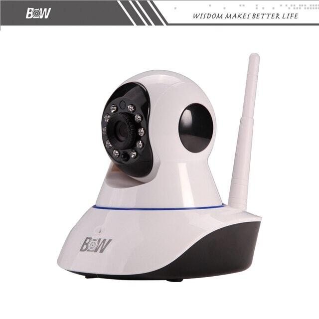 HD Беспроводная Ip-камера Wi-Fi 720 P Ик-cut Ночного Видения HD Камеры Безопасности Wi-Fi Пульт Дистанционного Мобильного Просмотра Видео Камеры наблюдения Onvif