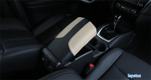 цена на Lapetus Auto Car Styling Armrest Storage Box Protection Pad Cover Trim Fit For Nissan X-Trail X Trail T32 Rogue 2014 2015 - 2019