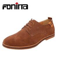 2016 New Men S Genuine Leather Casual Shoes Men Spring Autumn Men S Shoes Lace Up