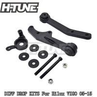 H TUNE 4x4 Accesorios Cradle Arm Style Front 2 4 Lift Diff Drop Kit For Hilux Vigo 4WD 05 15
