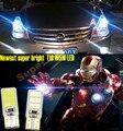 2x T10 W5W LED Estacionamento Marcador Luzes Lâmpadas Lâmpada Para Nissan Sunny TIIDA Bluebird Sylphy TEANA Qashqai LIVINA Pathfinder MURANO NV