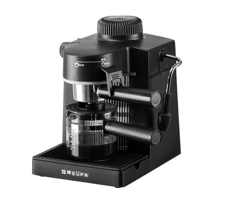 Espresso coffee machines Homemade cappuccino coffee maker household and commercial Semi - automatic Steam type coffee grinder mixed pole machines