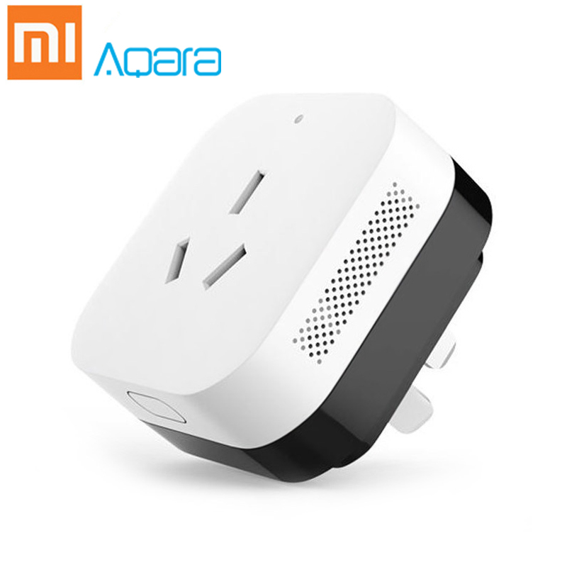 Original Xiaomi Aqara Mijia Air Conditioning Companion with Temperature Humidity Sensor Gateway Edition MiHome App Control xiaomi aqara mijia smart home temperature control set air conditioner controller temperature humidity sensor wireless switch