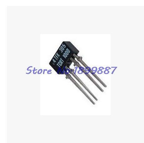 10PCS DIP-4 QRD1114 SENSR OPTO TRANS 1.27MM REFL PCB Mount FAIRCHILD