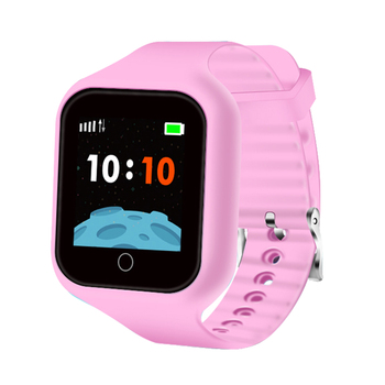 GPS Kid Smart Watch Baby Camera Wristwatch SOS Call Location Device Tracker Touch Screen Smartwatch