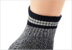 Image 5 - Fashion Hiking Unisex Thermal Winter Warm Mens Socks Men Cycling Cotton Coolmax Thermo Socks For Man 5Pairs/Lots Wholesale