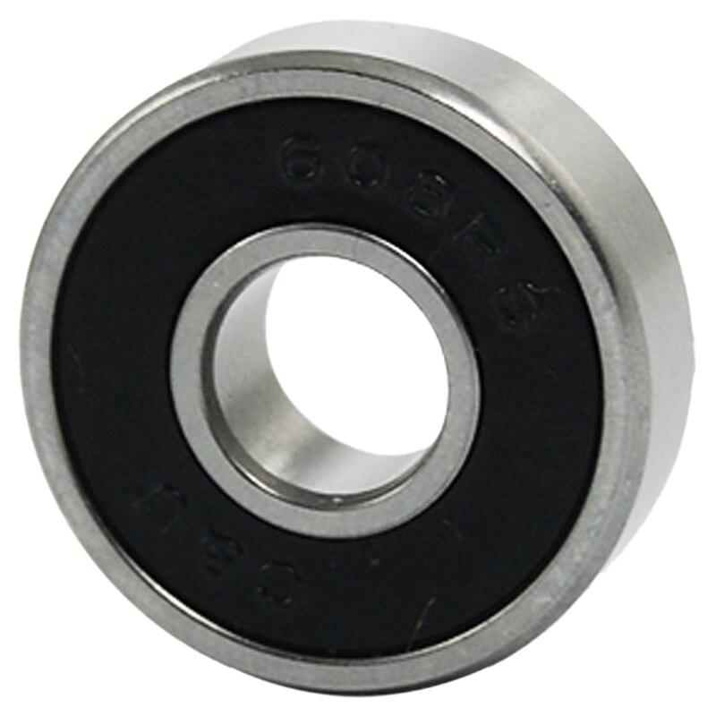 все цены на  High Quality 608RS 8mm x 22mm x 7mm Shielded Deep Groove Ball Bearing  онлайн