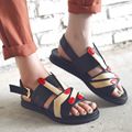 New 2016 Summer Women Shoes Flat Platform Sandals Gladiator Sandals Thick Bottom Casual Shoes Woman Wedges Sandalias Femininas