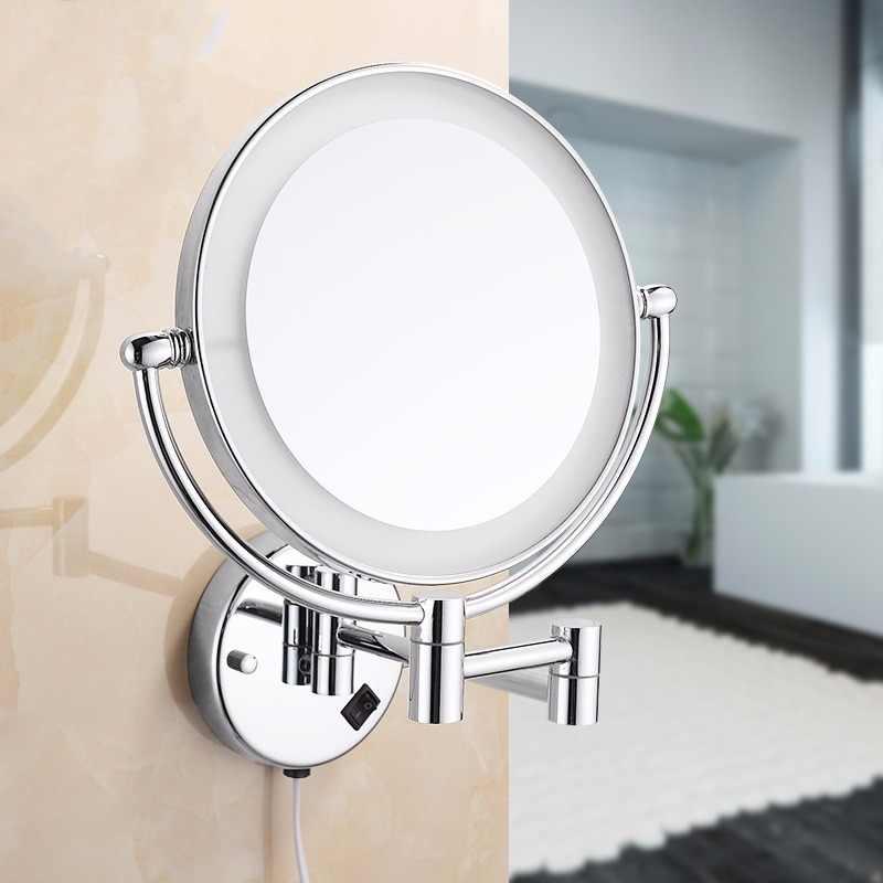 Bathroom Wall 9 Inch Br Round