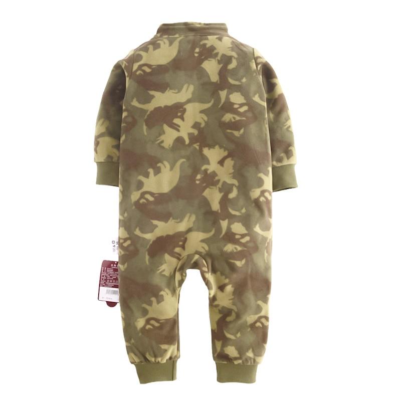 HTB17kOXhm I8KJjy0Foq6yFnVXaI 2019 Baby clothes bebes jumpsuit collar fleece newborn pajamas infants baby boys clothes toddler boys clothes coveralls outwear