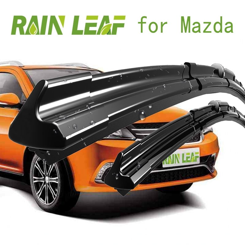 Wiper Blade for <font><b>Mazda</b></font> CX-5 CX5 6 CX-7 CX7 2 <font><b>3</b></font> 2018 2017 2016 2015 2014 2013 2012 2011 2010 2009 2008 2007 <font><b>2006</b></font> 2005 2004 2003 image