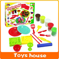 Mud toys play doh clay plasticine polymer clay diy modeling clay play dough fimo clay