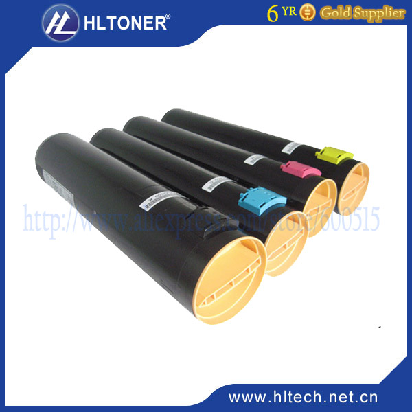 Compatible Color toner cartridge Xerox Phaser 7760  BK/M/C/Y 4PCS/LOT green j abundance of katherines an green john