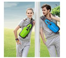 Hot Sale Outdoor Sport Nylon Tactical Military Sling Single Shoulder Chest Bag Pack camping hiking Backpack climbing bag