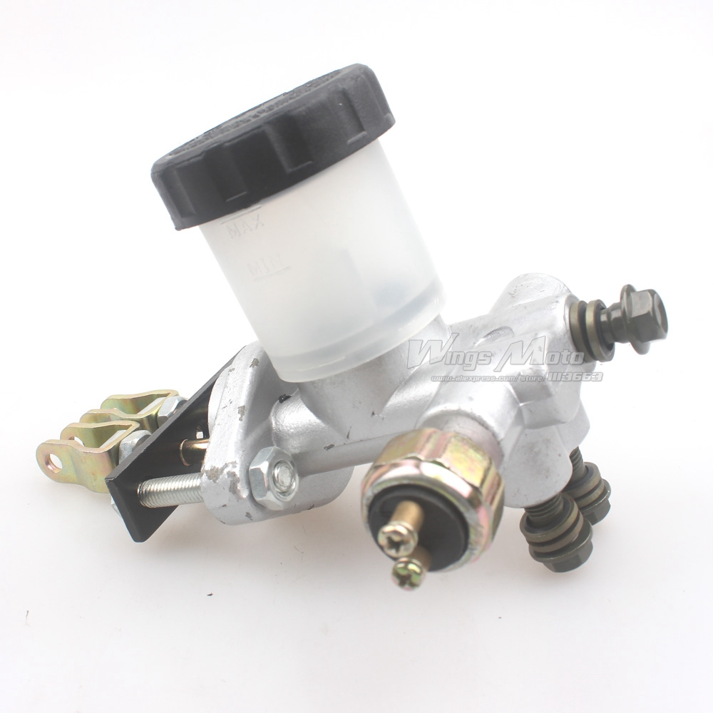 Roketum 250cc Go Kart Wiring Diagram: Hydraulic Brake Master Cylinder Go Kart Dune Buggy BMS