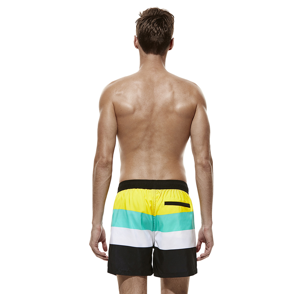 homem esporte correndo troncos de natação masculino am2057