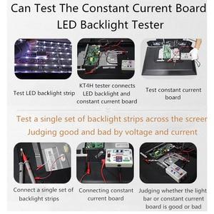 Image 4 - TKDMR Luz LED de fondo para TV, ajuste Manual de ajuste inteligente de 0 330V, comprobador de retroiluminación LED de voltaje ajustable de corriente, Cuenta de lámpara LED de placa controladora CC