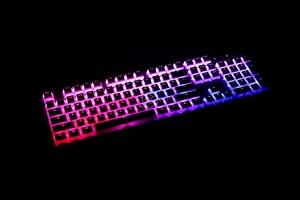 Image 2 - pudding pbt doubleshot keycap oem back light  mechanical keyboards milk white pink black gh60 poker 87 tkl 104 108 ansi  iso