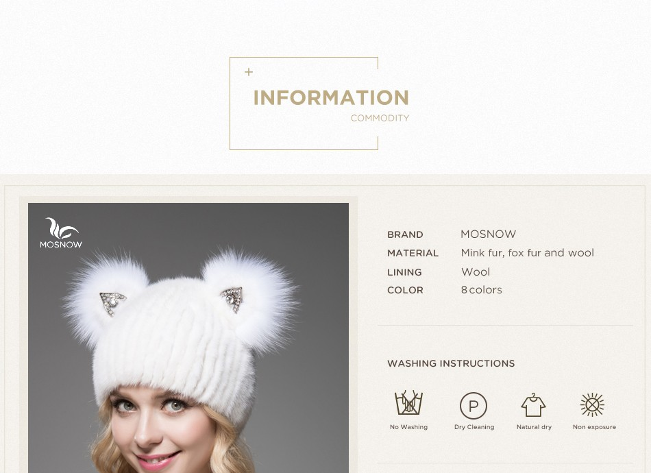 cat ear hat female winter PCM020 (3)