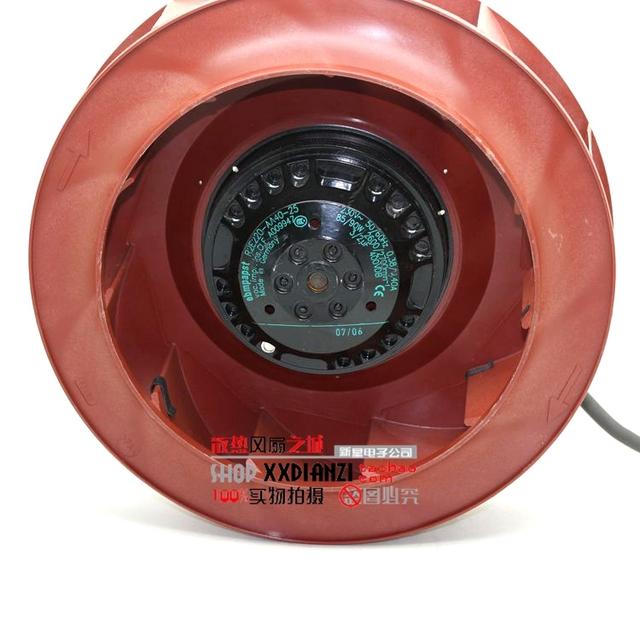 Original 230 V 85/90 W conversor de frequência R2E220-AA40-25 ventilador centrífugo