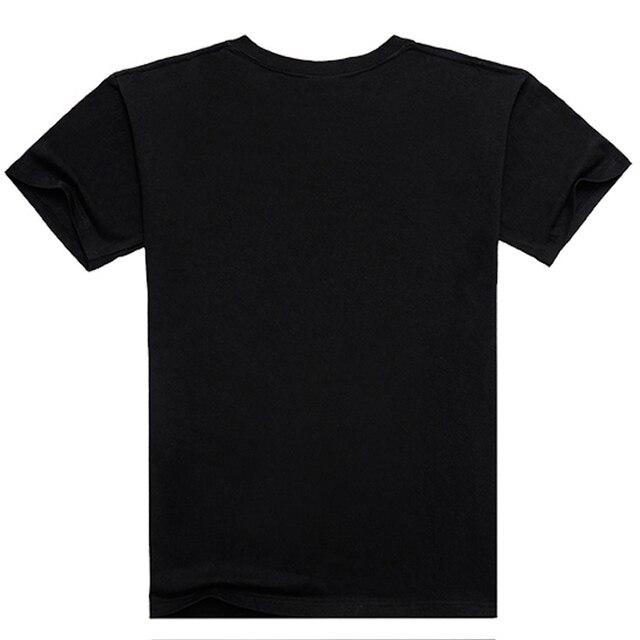 Black Heavy Metal 3D T Shirt  Man Skeleton Jesus Bob Marley Che Guevara Kung Fu Metallica Summer Fashion Cotton Rock Music Tops