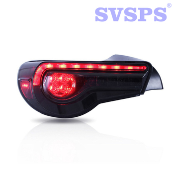 High Quality Car Styling Left Right Rear Bumper Lamp Brake Light For Toyota FT86 For Subaru BRZ 2012-2016