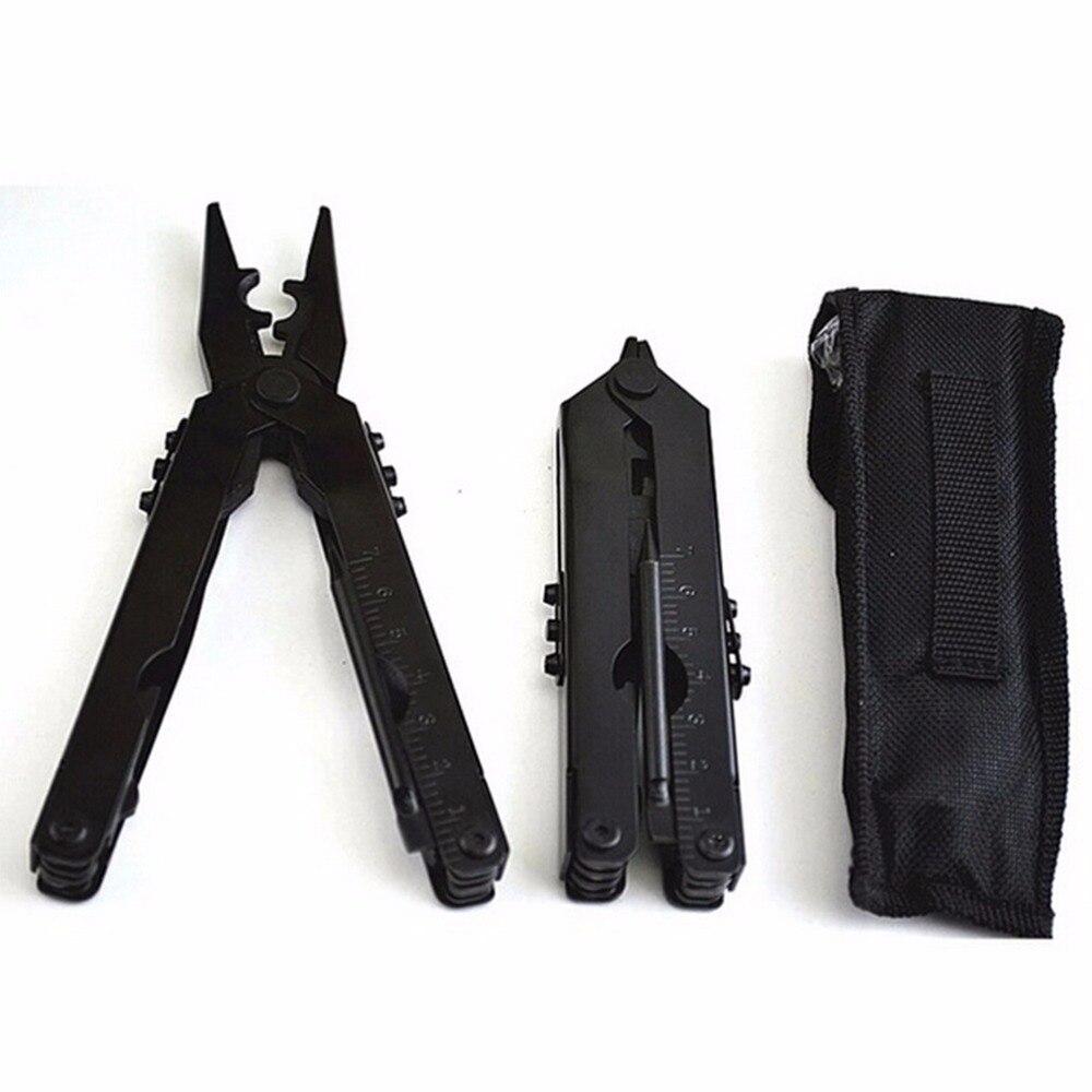 Multi-tool 8 IN 1 Multifunktionale Flexible Zangen Herramientas Ferramentas Comping Werkzeug Edelstahl Handwerkzeuge Multitool