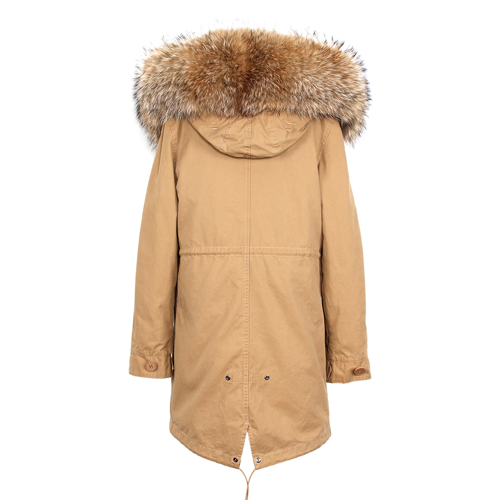 coat winter lined army 15