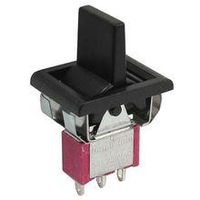 AC 250 V/3A 125 V/5A мгновенный SPDT 3 положения тумблер T80-R
