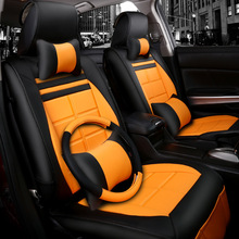 hot deal buy new automobiles car seat covers 5d  5-seat cushion special for agila vectra zafira astra gtc pagani zonda saab spyker ram hummer