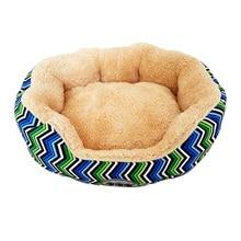 2018 Новая удобная теплая кровать для домашних животных Щенок для собак Мягкие кровати Коврики для маленьких домашних животных Товары для домашних животных Поставки ATB-270