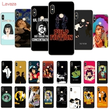 Lavaza Pulp fiction Hard Phone Case for Huawei Mate 10 20 P10 P20 P30 Lite Pro P Smart 2019 Honor 8x Cover