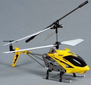 3 Channel Mini Airplane,Syma S107 Remote Control Dragonfly HelicopterToys,10 pcs/lot