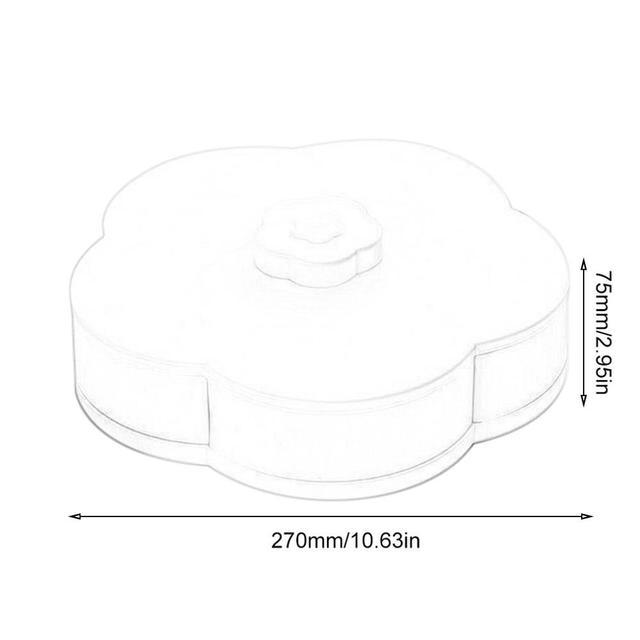 Bloom Snack Rotating Bowl Box 3
