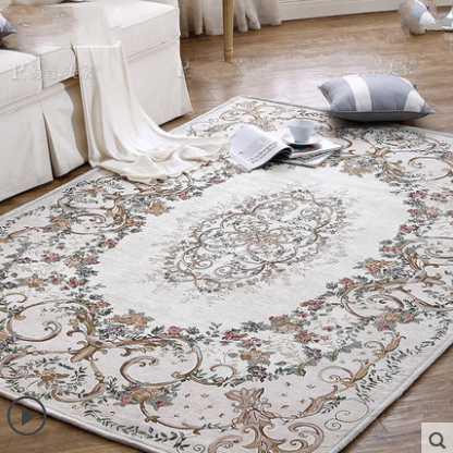 Kingart Big Yoga Carpet Children Floor Mat Kid Room Thick Blanket Flower Color Rug And Carpets For Living Room Decor