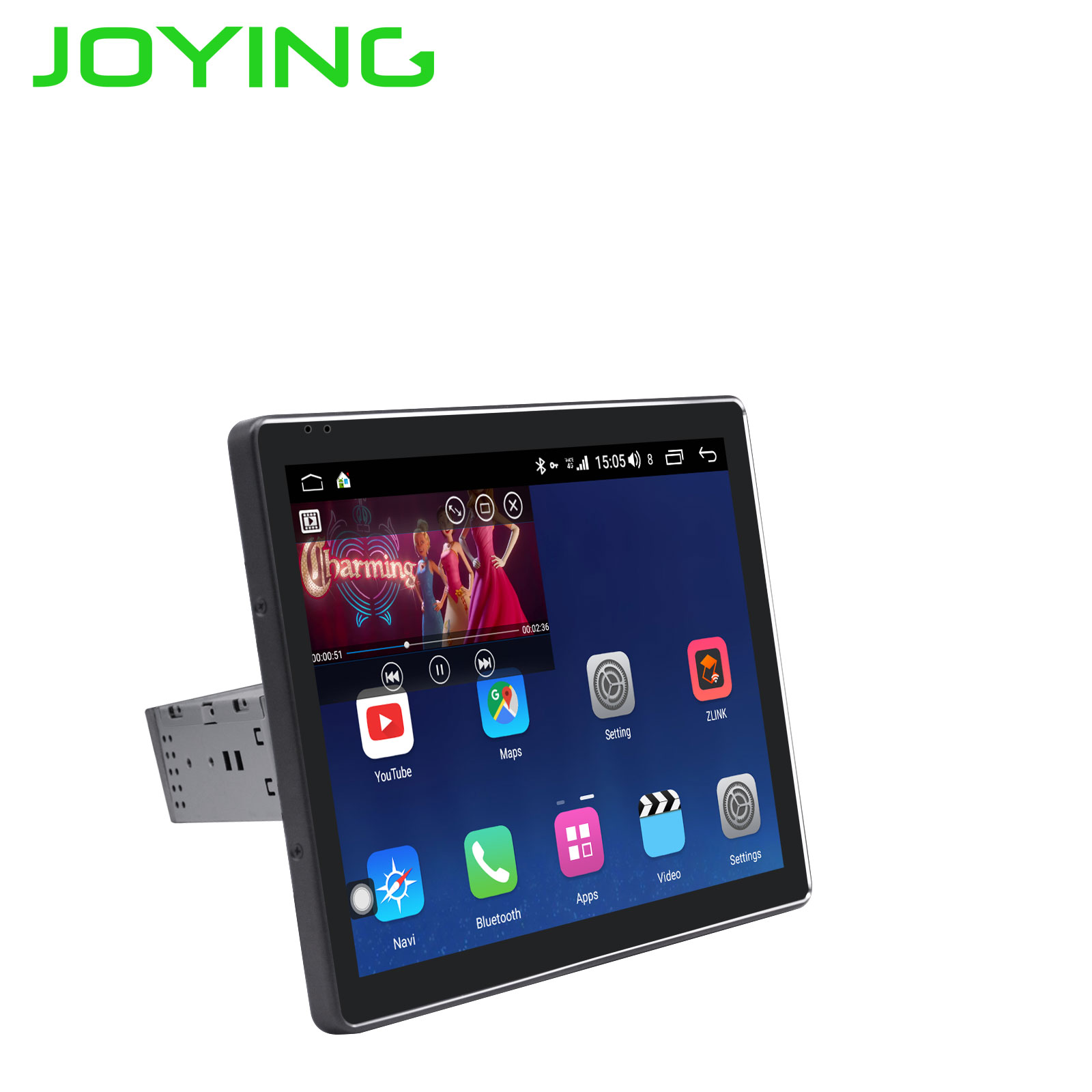 Image 4 - JOYING 9.7 inch IPS Screen 1024*768 one din Android 8.1 Car radio 4GB+64GB support 3G/4G DSP SWC Fast Boot GPS autoradio GPS mapCar Multimedia Player   -
