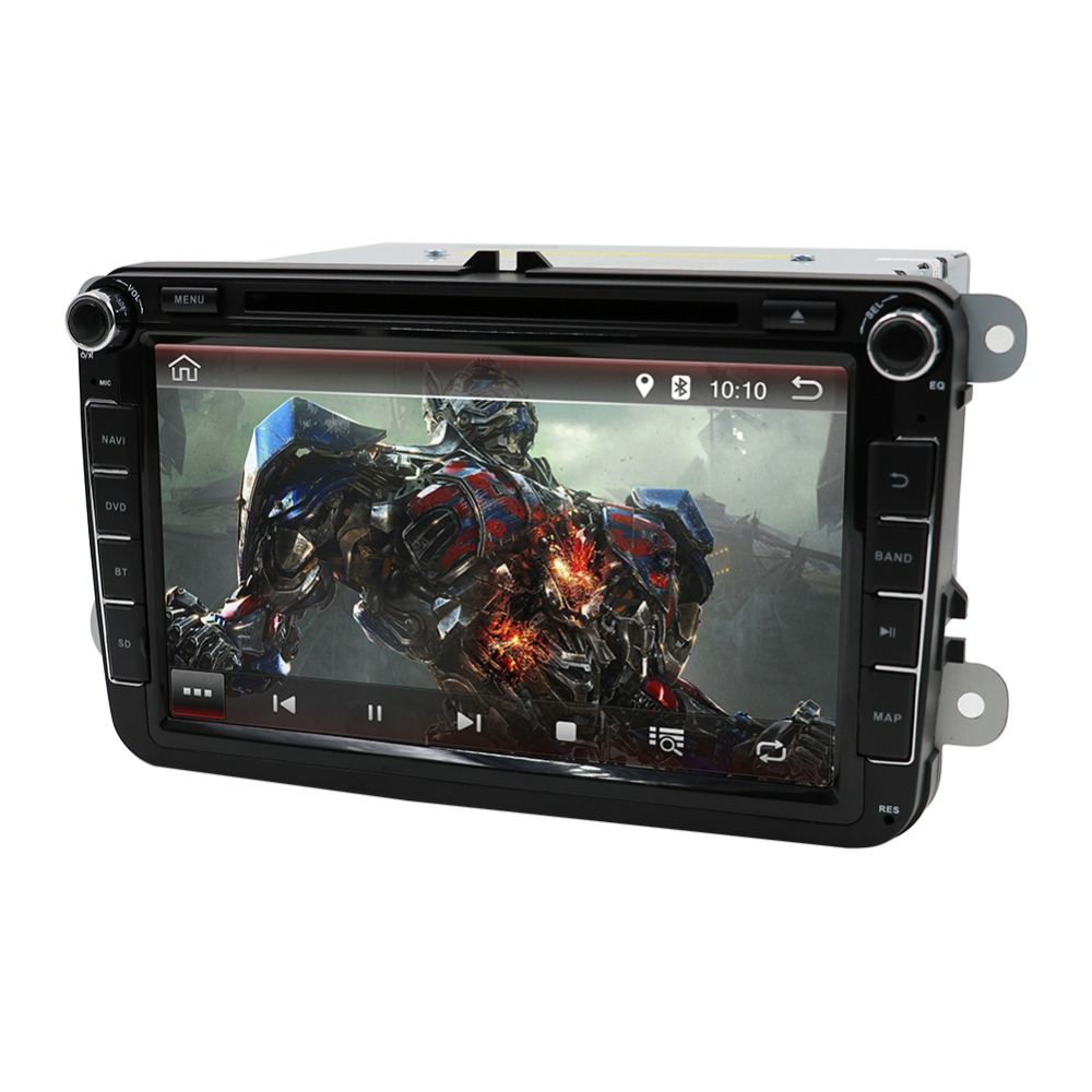 Ready Stock Factory sell OEM radio fit for rns510 VW passat jetta polo Car DVD GPS