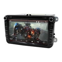 Ready Stock Factory sell OEM radio fit for rns510 VW passat jetta polo Car DVD GPS Stereo golf car multimedia RDS 65D 1