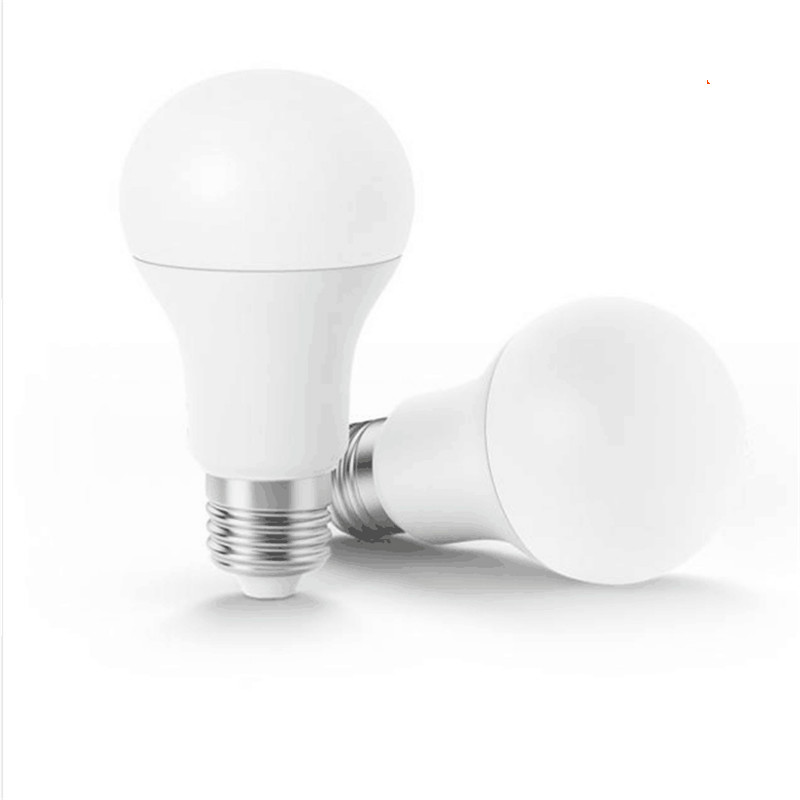 Original Xiaomi Mijia Smart LED E27 Bulb Light APP WiFi Remote Group Control night light 3000k 5700k 6 5W 220 240V 50 60Hz in Smart Remote Control from Consumer Electronics