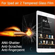 Ultra thin Explosion-Proof Tempered glass Film for ipad air 2 ipad 6 Tablet PDA Original Anti Shatter Screen Protector film